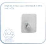 Комплект для напольного отопления: вентиль с термостатической головкой и воздухоотводчик