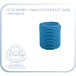Труба защитная гофрированная (пешель) - синяя