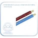 Труба PE-Xc с антидиффузионной защитой соотв. DIN 4726 в термоизоляции 6 мм